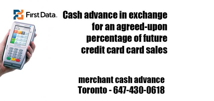 Canada business loans merchant cash advance montreal